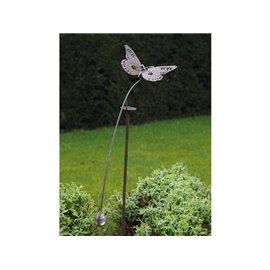 Figurina metal Balance butterfly