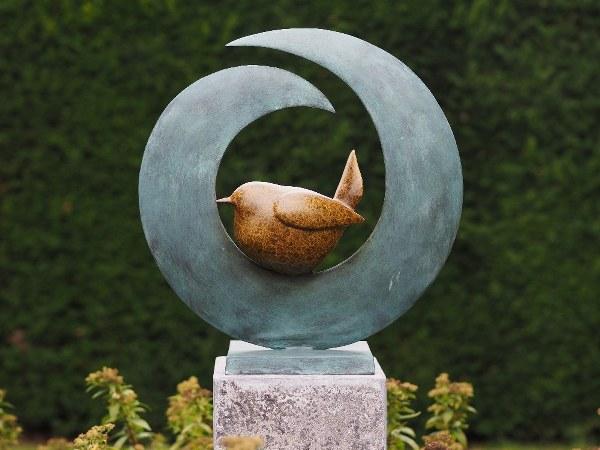 statuie de bronz joyard