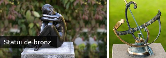 Statui de bronz